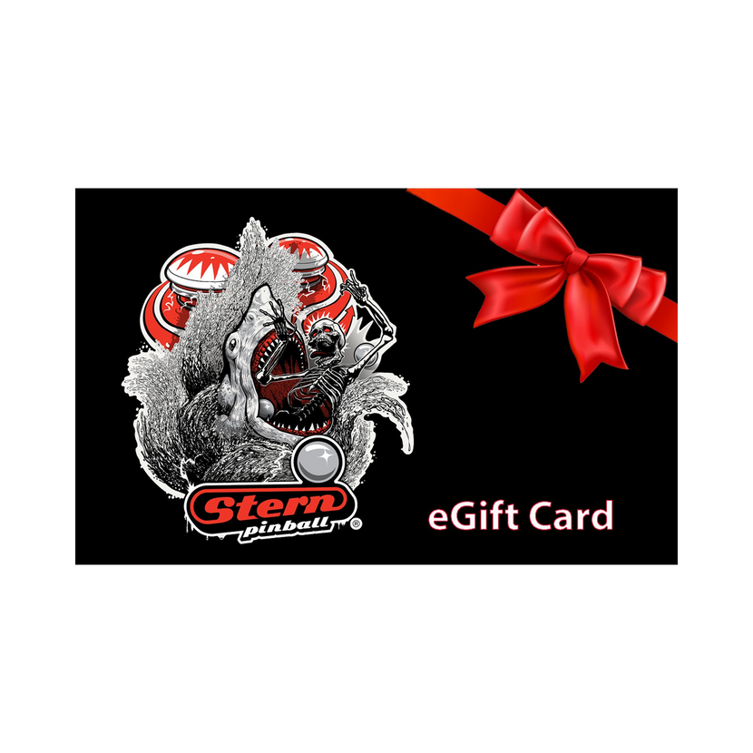 Stern Pinball eGift Card