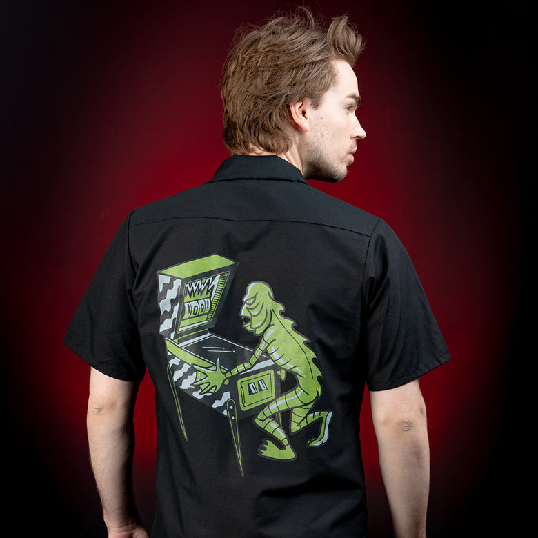 "Limited Edition ""Monster Player"" Work Shirt"