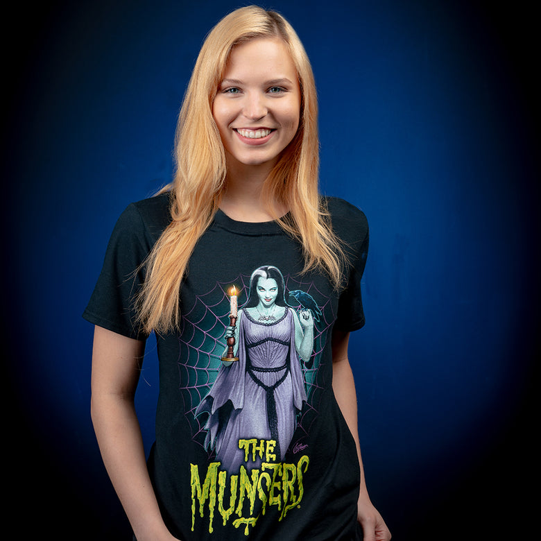 "Munsters ""Lily"" T-shirt - Limited Edition"
