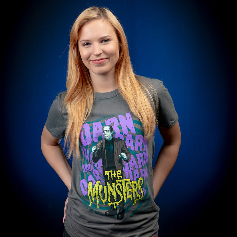 "Munsters ""Herman"" T-shirt - Limited Edition"