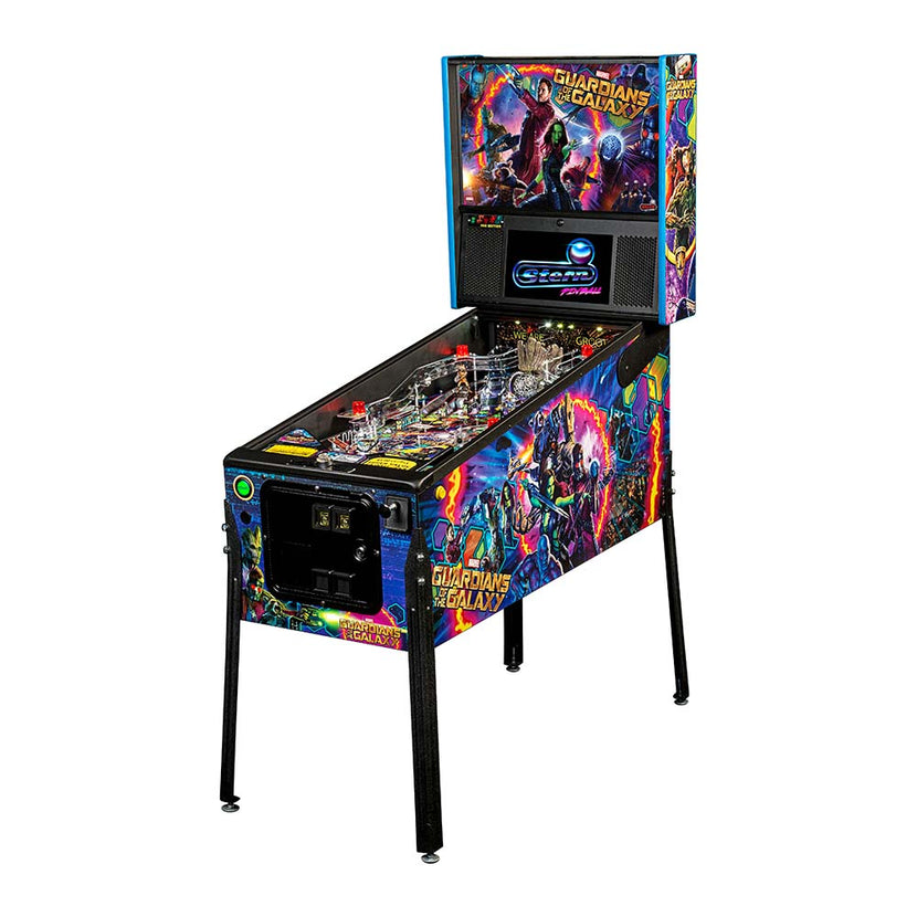 IFPA Stern Rewards Guardians Of The Galaxy Pro Pinball