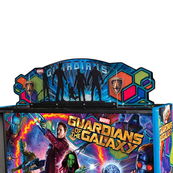 Guardians of the Galaxy Topper