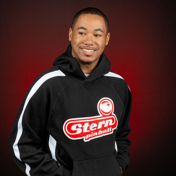 Stern Sports Tek Hooded Sweatshirt