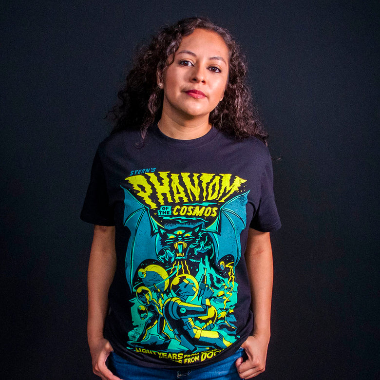 """Phantom of The Cosmos"" T-Shirt"