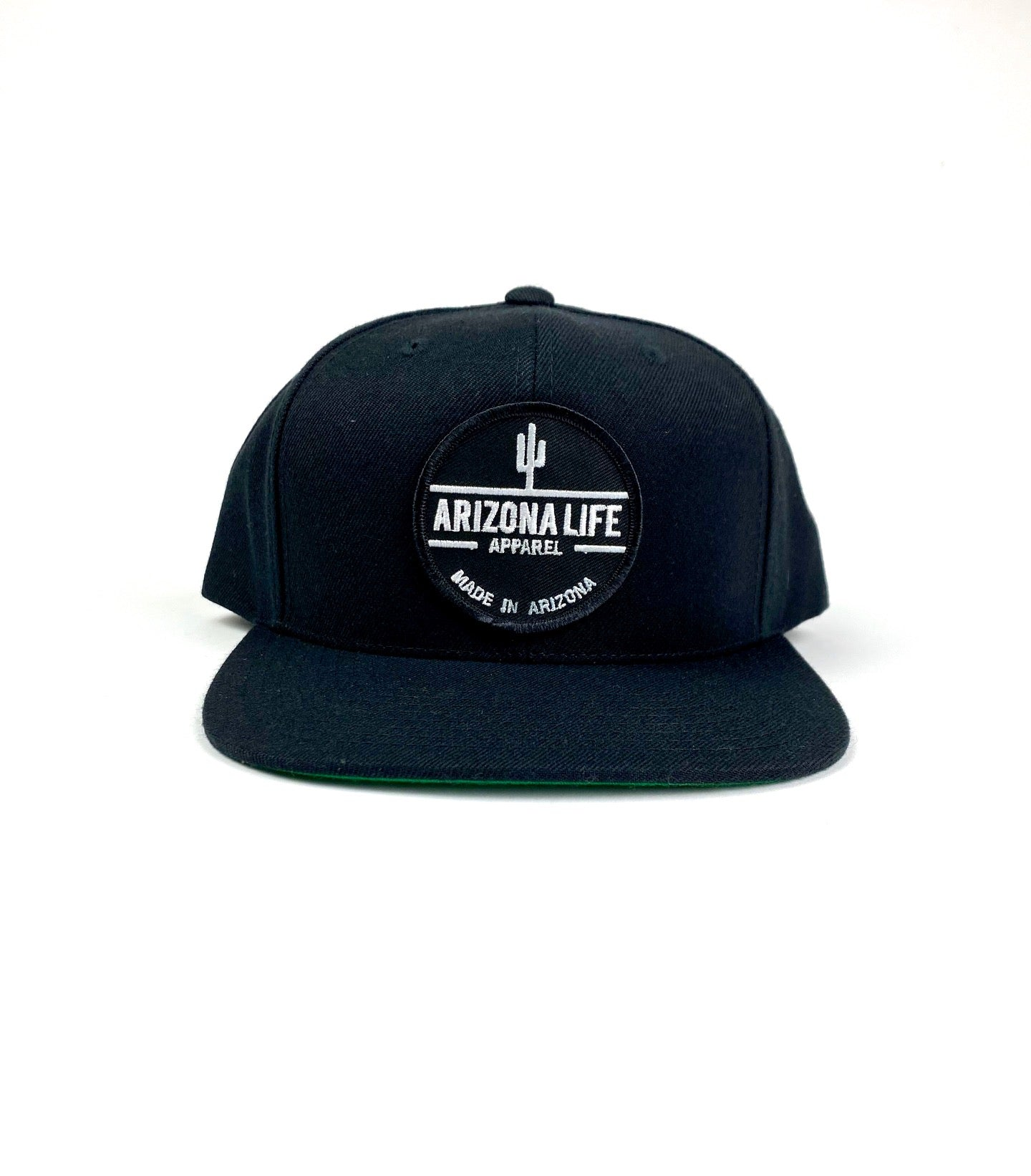 Arizona Life Hat - Snapback (black)