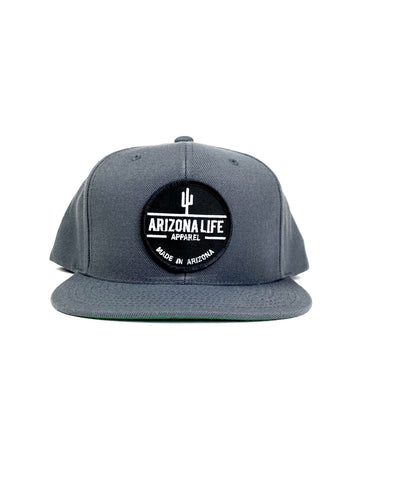 Arizona Life Hat (gray)