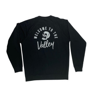 Welcome To The Valley Longsleeve Sweater
