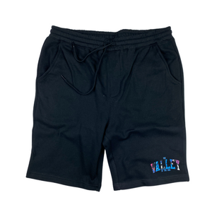 VALLEY BLACK HOUSE SHORTS