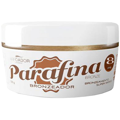 OUTLET Parafina Bronze SPF 8 pot