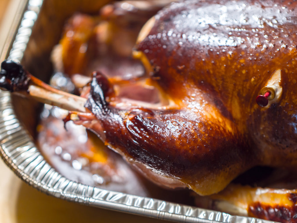 Barbecue Spice-Brined Grilled Turkey – Thanksgiving on the Grill