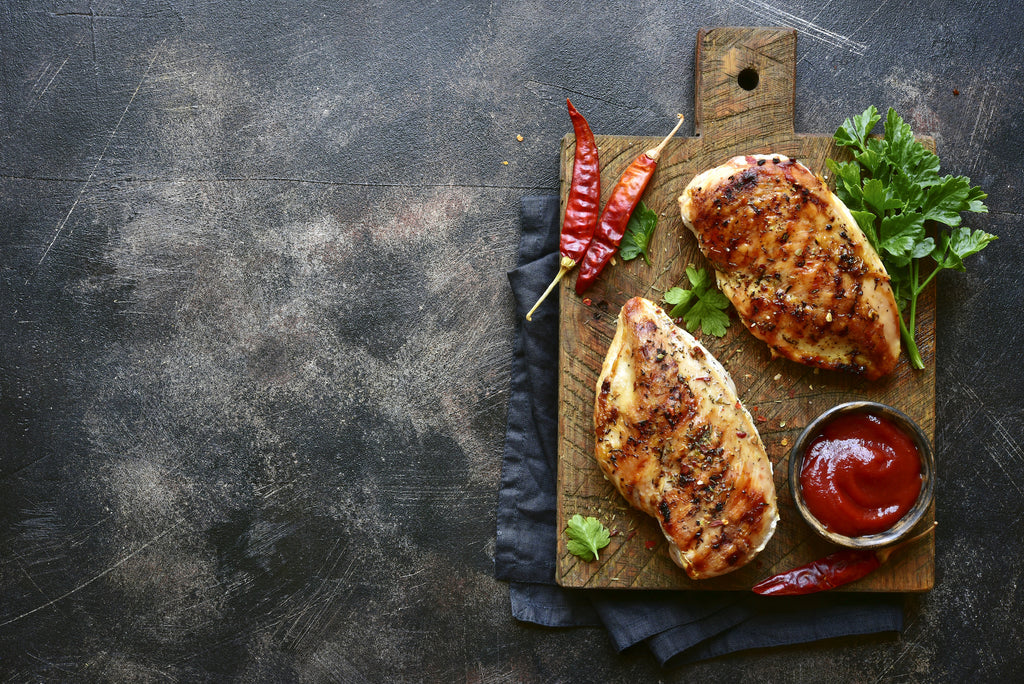 Chipotle Maple Chicken – A Very Merry Grilled Christmas!