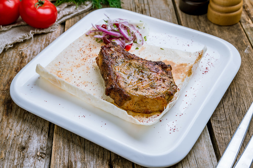 Cuban Mojo Grilled Pork Chops – Sizzling Summer Series