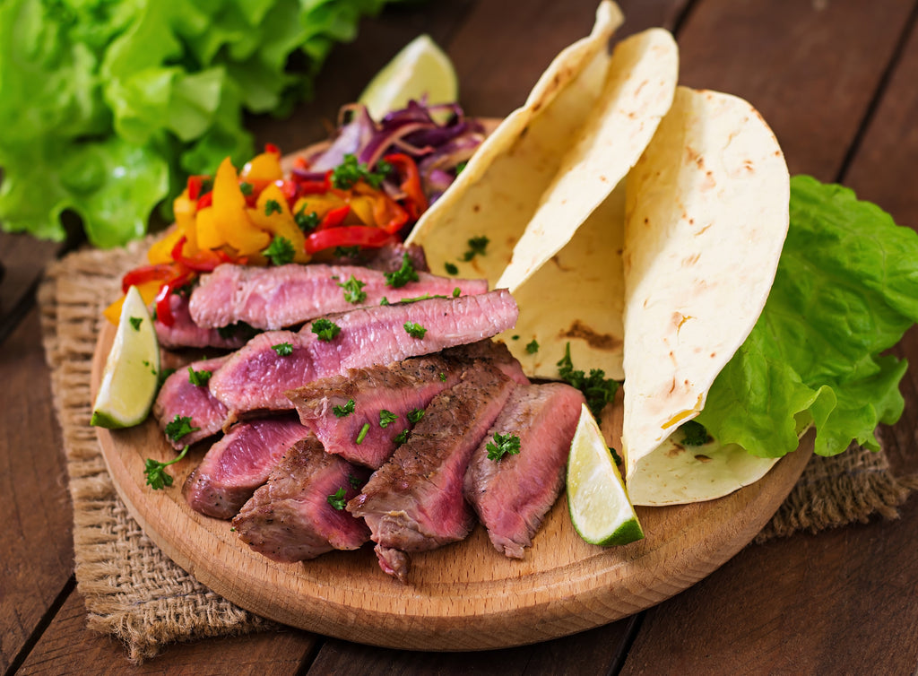 Mezcal-Marinated Fajitas – Terrific Grilled Taco Series