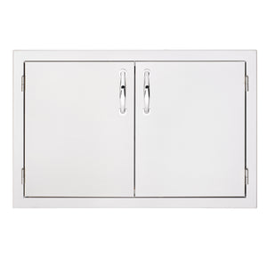 "33""  Double Access Door"