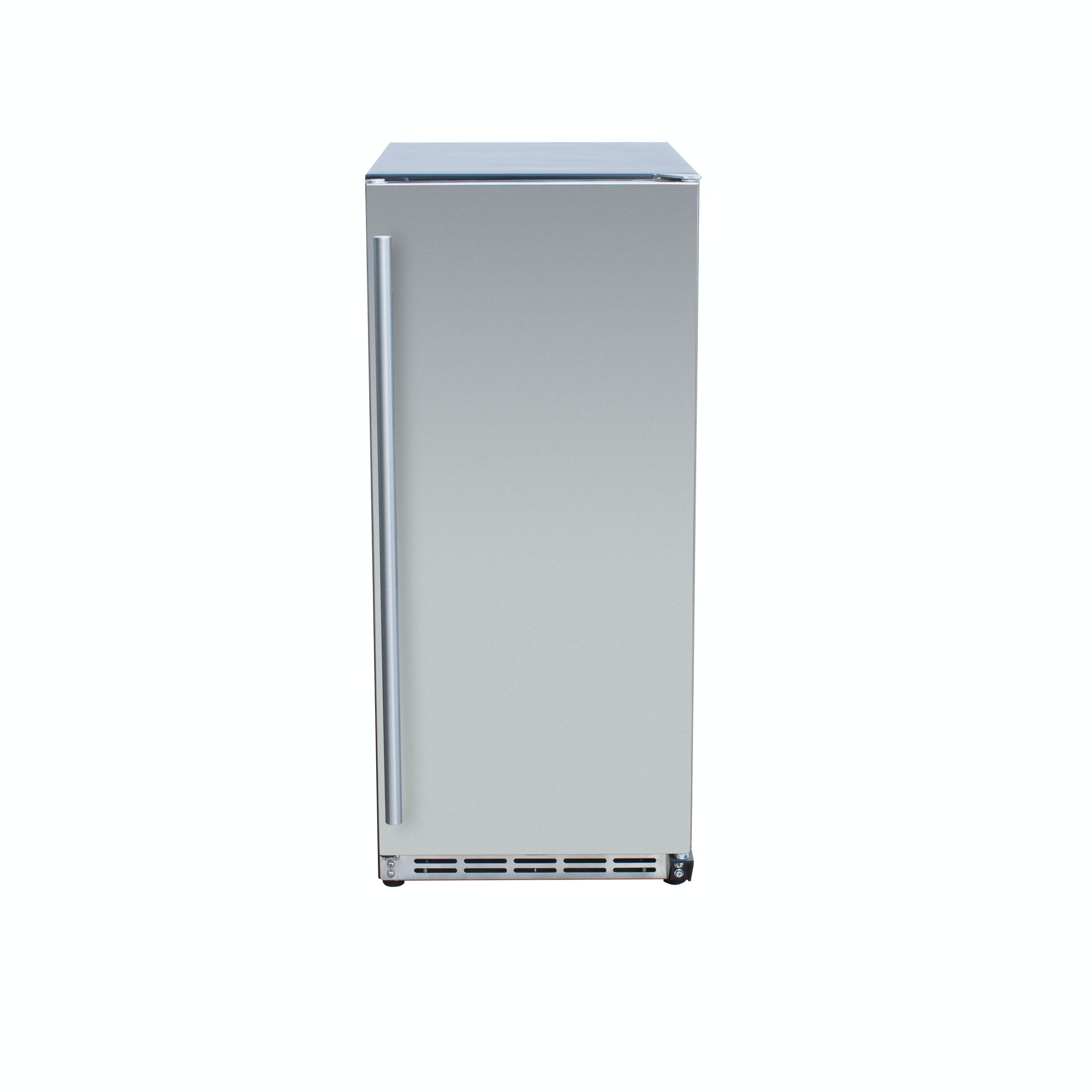 "15"" Outdoor Rated Fridge with Stainless Door"