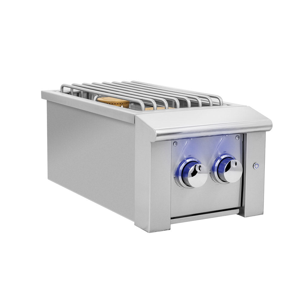 Alturi Double Side Burner w/ LED Illumination