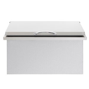 Large Built-in Ice Chest