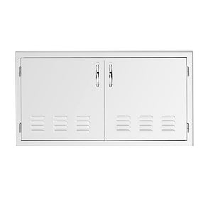 "33"" Vented Double Access Door"
