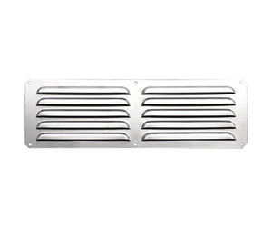 "5x14"" North American Stainless Steel Island Vent Panel"