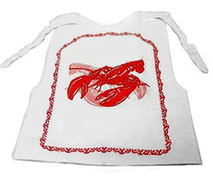 Nantucket Lobster Bibs 4 pack - Disposable