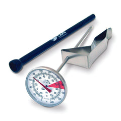 "CDN Beverage & Frothing Thermometer (7"" Stem)"