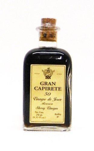 Capirete Sherry Vinegar 20 Year