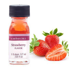 LorAnn Strawberry Flavoring - 1 Dram
