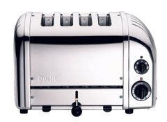 Dualit New Gen 4 Slice Toaster - Chrome