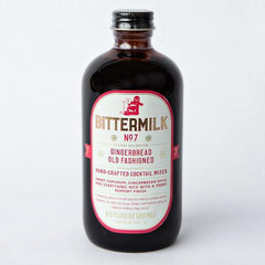 Bittermilk No 7 Gingerbread Old Fashioned