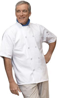 Chef Coat South Beach Wh Lg