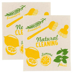 Swedish Dishcloth Natural Cleanser