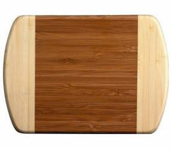 "Totally Bamboo 8"" Two-Tone Bar Board"