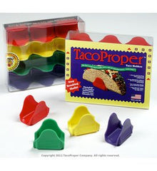 Taco Propers (Set of 4)