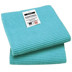Ripple Kitchen Towel Bali Blue