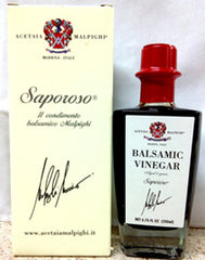 Saporoso Balsamic Vinegar Aged 8 Years
