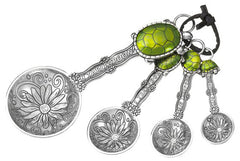 Ganz Measuring Spoons Turtles