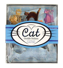 Cookie Cutter; Cat Set/5