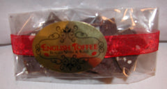 Dark Chocolate Toffee 3oz