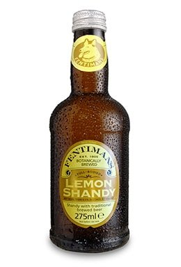 Fentimans Lemon Shandy 4 Pack