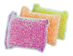Sparkle Sponges 2 Pk Asst Colors