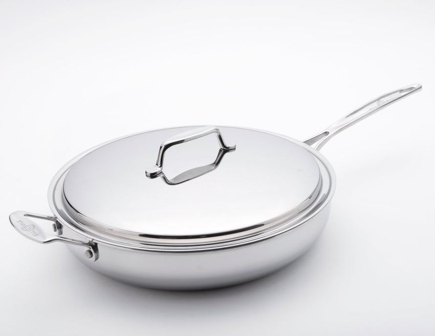 "USA 13"" Chef Skillet w/Lid"