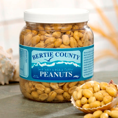 Bertie Peanuts Salt & Pepper