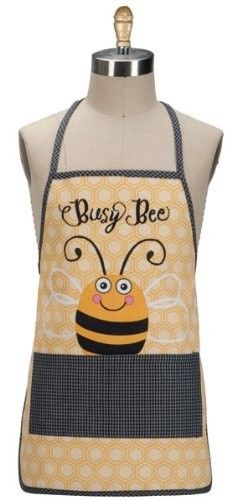 Kids Apron Busy Bee