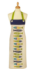 Cotton Apron: Herring