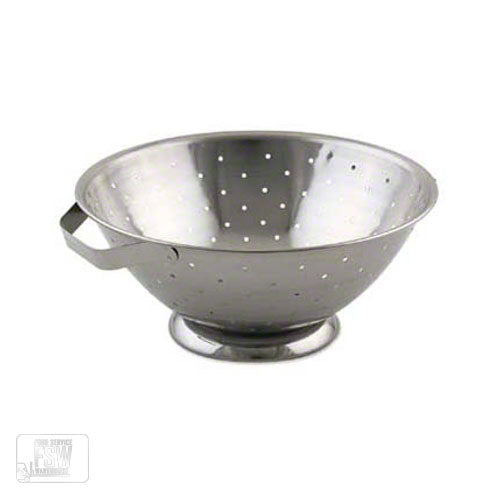 Colander 5 qt Stainless Footed