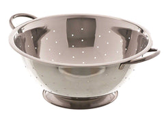 Colander 8 qt Stainless Footed