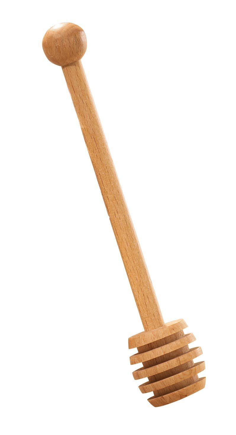 Honey Dipper Wood 6""