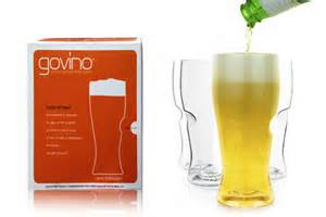 Govino Beer Glass 4 Pack Totes