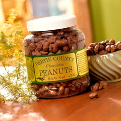 Bertie Peanuts Chocolate Coat