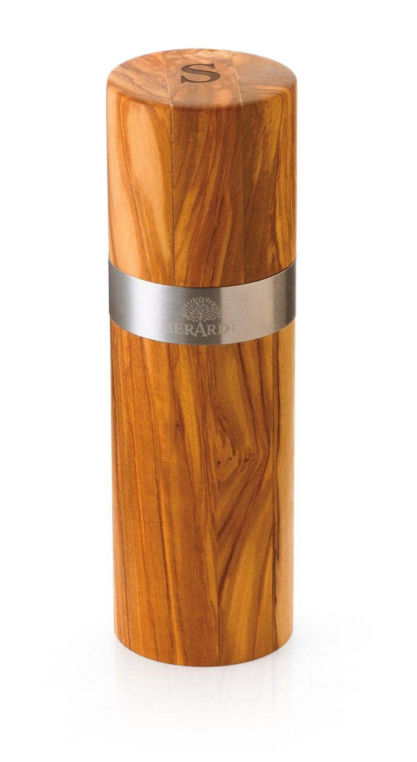 Salt Mill Olive Wood Berard